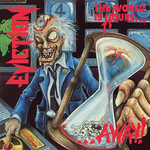 Eviction - The World Is Hours...Away (CD)