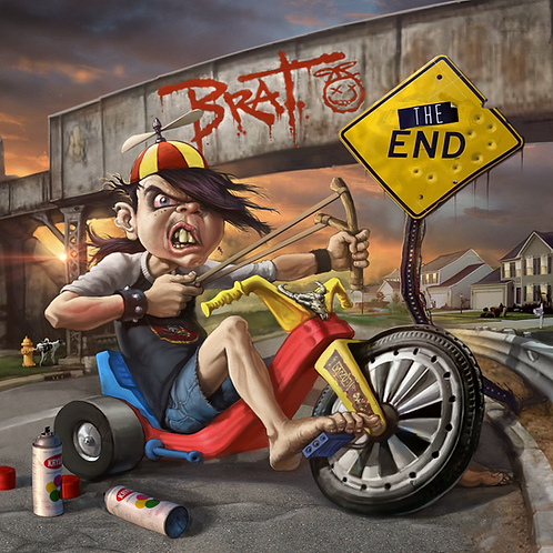 Brat - The End (CD)
