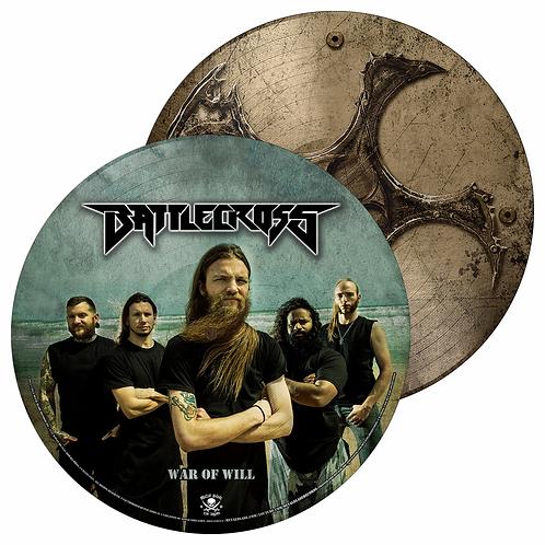 Battlecross - War of Will (Picture Disc)
