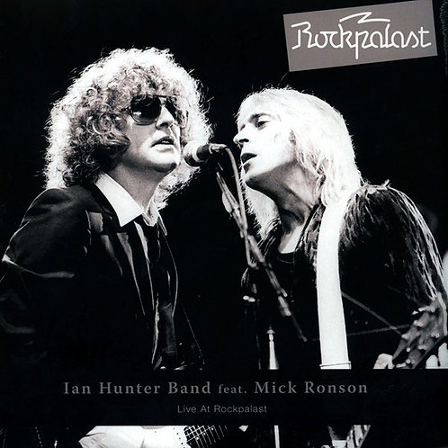 Ian Hunter Band Featuring Mick Ronson ‎– Live At Rockpalast  (2 LP) (vinyl)