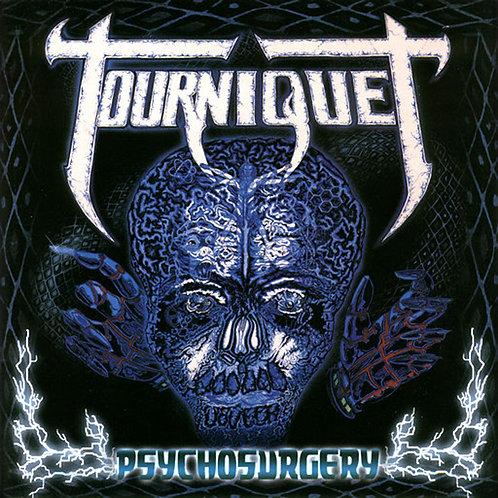 Tourniquet - Psycho Surgery (Remastered - Purple/Green Swirl Vinyl)