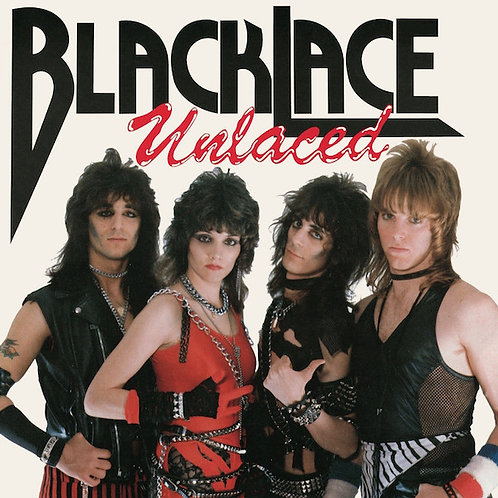 Blacklace - Unlaced (30th Anniversary Reissue) (CD Edition)