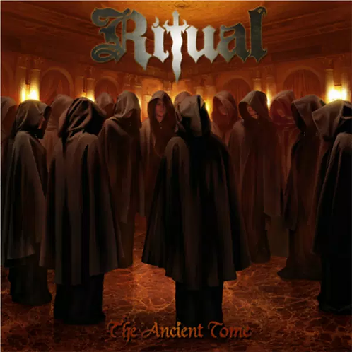 Ritual - The Ancient Tome (CD)