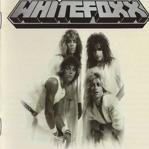 Whitefoxx - Come Pet The Foxx (CD in jewel case)