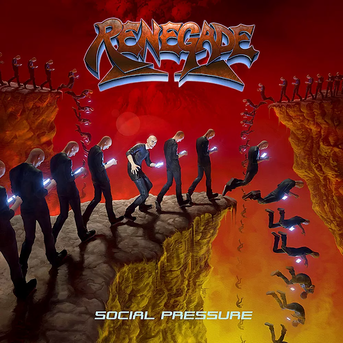 Renegade - Social Pressure (CD)