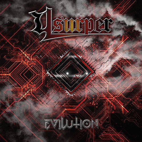 Usurper - Evilution (CD Edition)