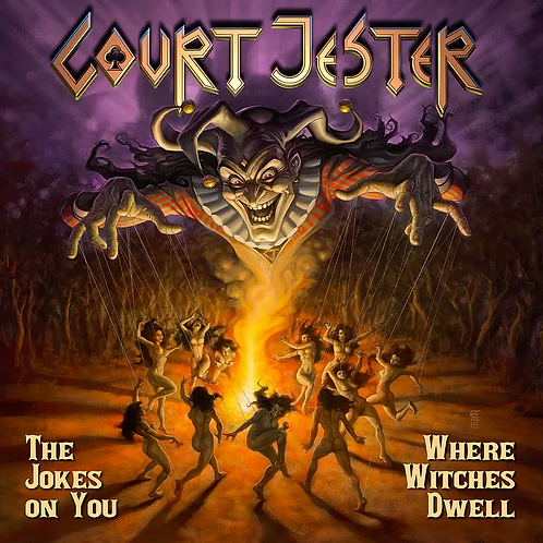 Court Jester - The Joke's On You / Where Witches Dwell (CD)