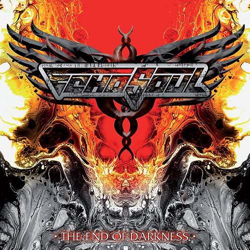 EchoSoul - The End Of Darkness (CD)