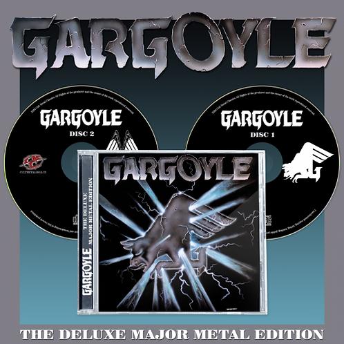 Gargoyle - The Deluxe Major Metal Edition (2 CD) (Euro Import)