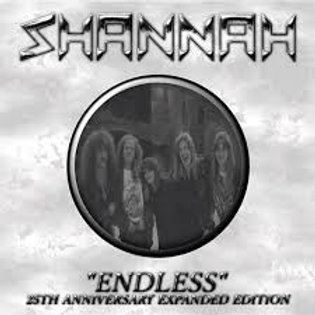 Shannah - Endless: 25th Anniversary Expanded Edition (CD in jewel case)