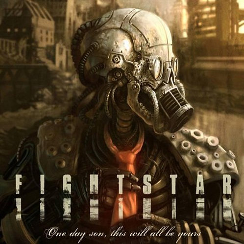 Fightstar – One Day Son, This Will All Be Yours (Clear Vinyl - Reissue)