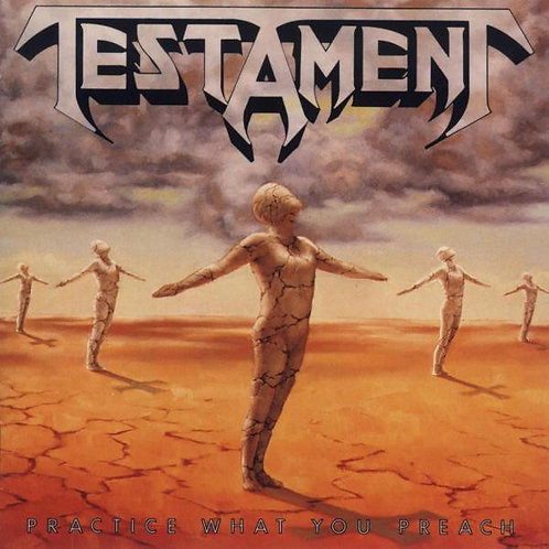 Testament - Practice What You Preach (Reissue) (CD)