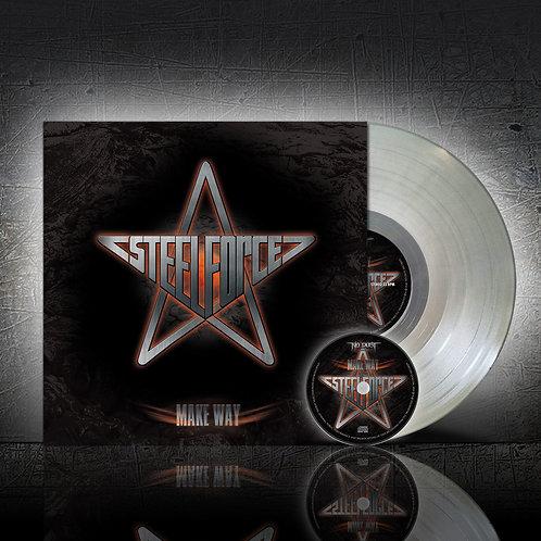 SteelForce - Make Way (Silver Vinyl)