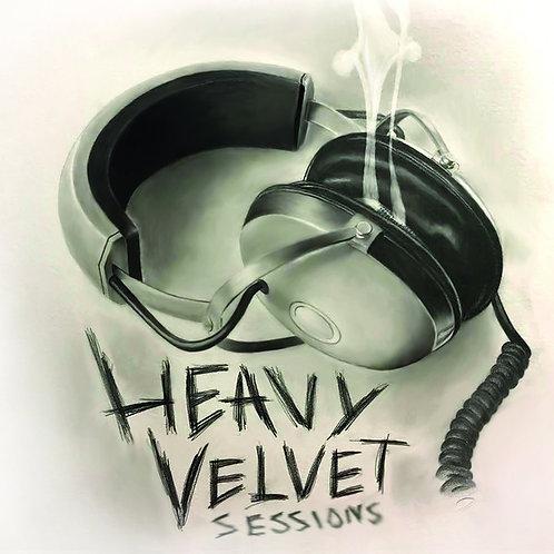 Heavy Velvet - Sessions (Blue Vinyl)