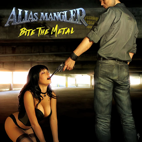 Alias Mangler - Bite The Metal (CD)