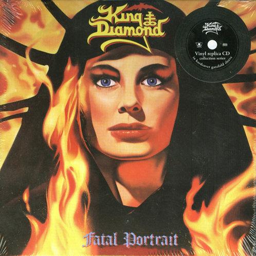 King Diamond - Fatal Portrait (Vinyl Replica Series) (CD) (Euro Import)