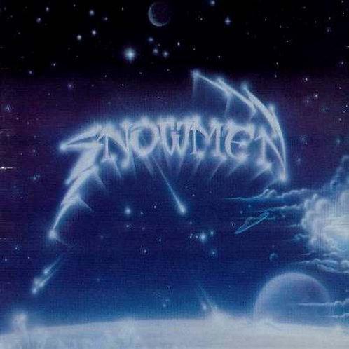 Snowmen - Rock And Roll Communication 1982-83  (CD in jewel case)