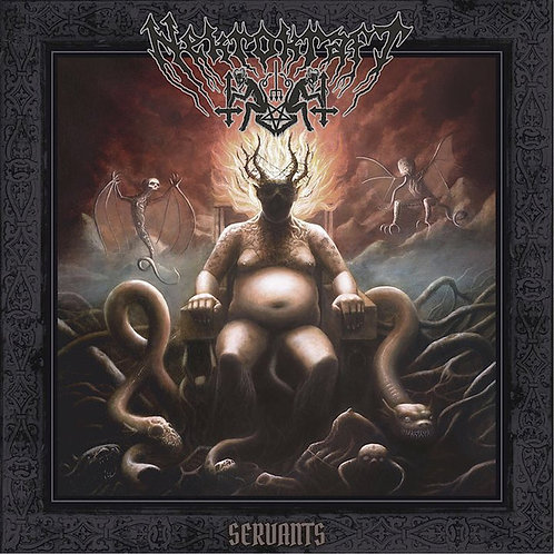 Nekrokraft - Servants (Vinyl Edition)