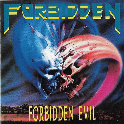Forbidden - Forbidden Evil (CD) (Euro Import)