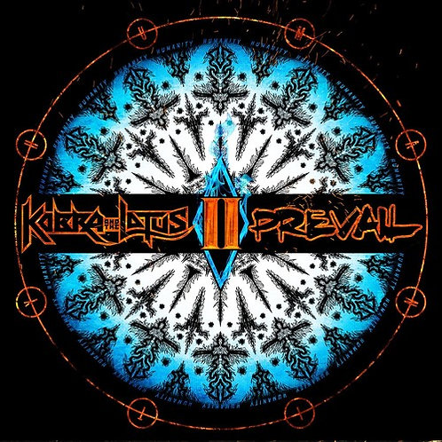 Kobra And The Lotus ‎– Prevail II (vinyl)