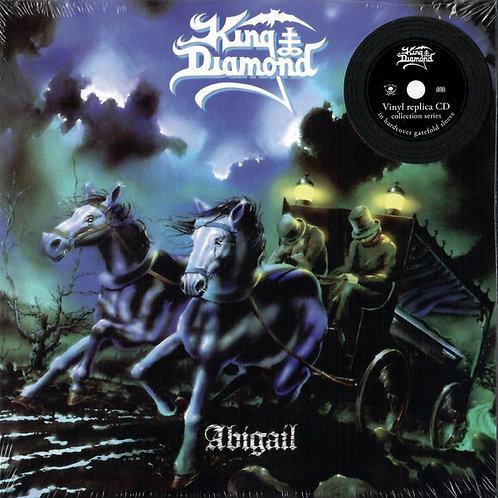 King Diamond - Abigail (Vinyl Replica Series) (CD) (Euro Import)