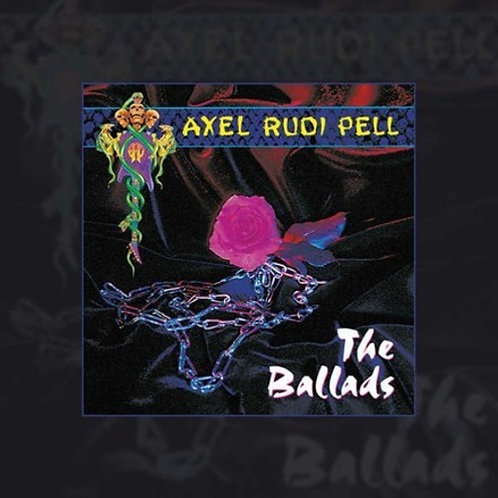 Axel Rudi Pell ‎– The Ballads  (2 LP) (vinyl)