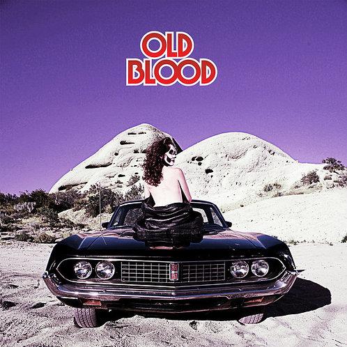 Old Blood - Old Blood (Black with Gold Splatter Vinyl)