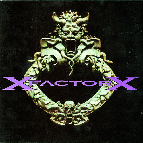 X Factor X - X factor X  (Out of print CD! Last sealed copies!)