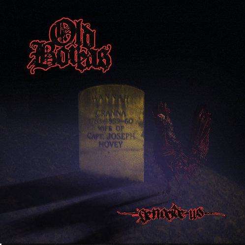 Old Boreas - Genocide Us (CD)