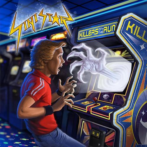 Sinistar - Killers On The Run (CD)