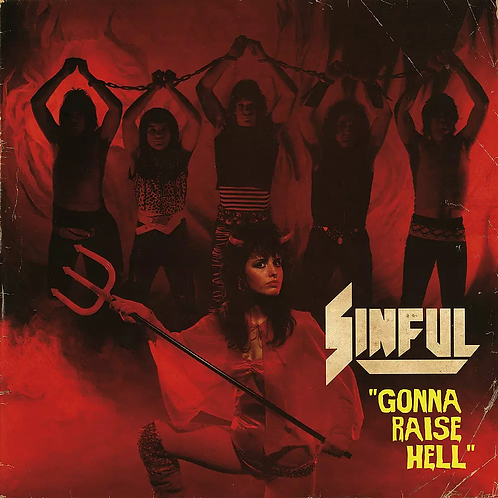 Sinful - Gonna Raise Hell (CD)