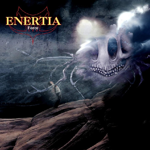 Enertia - Force (European Edition) (CD)