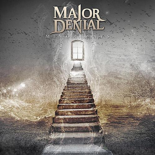 Major Denial – Minor Ways (EP) (Vinyl)