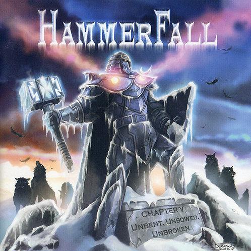 Hammerfall - Chapter V: Unbent, Unbowed, Unbroken (CD) (Euro Import)