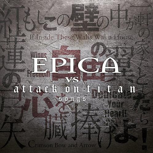 Epica - Vs Attack On Titan Songs (Vinyl)