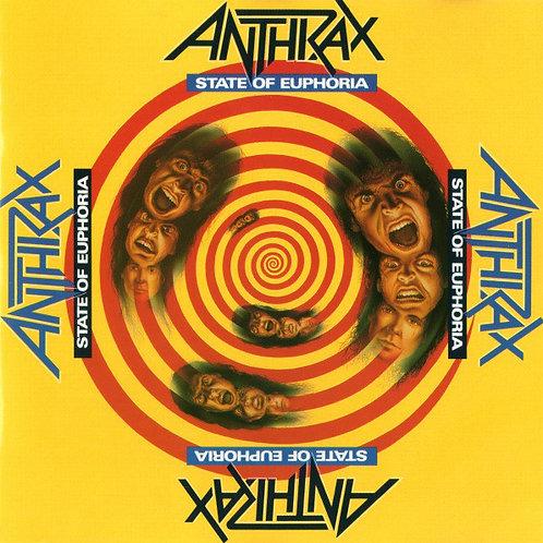 Anthrax - State of Euphoria (CD) (Euro Import)