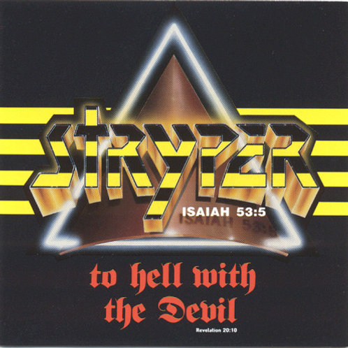 Stryper - To Hell With The Devil (CD)