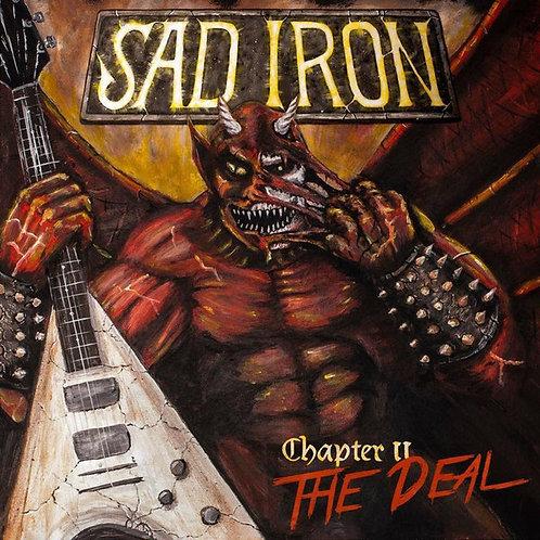 Sad Iron - Chapter II: The Deal (Vinyl)