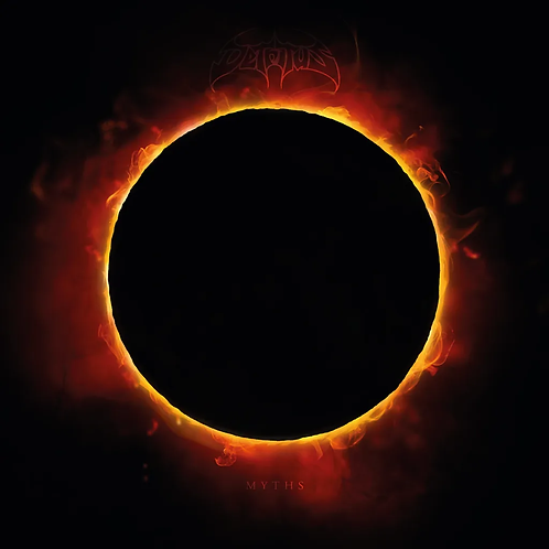 Detritus - Myths (New 2021 CD!)