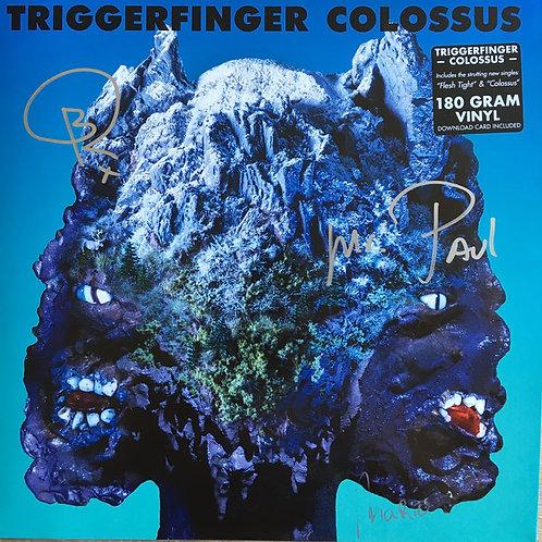 Triggerfinger - Colossus (Vinyl Edition) (2 LP)