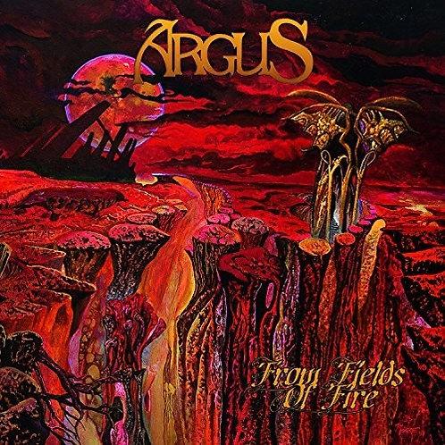 Argus – From Fields Of Fire (2 LP) (Vinyl)
