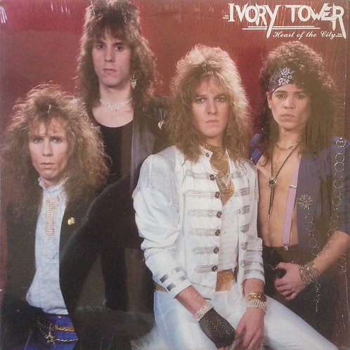 Ivory Tower - Heart Of The City (2020 Reissue) (CD) (Euro Import)