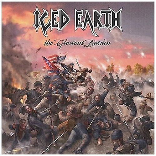 Iced Earth - The Glorious Burden (CD)