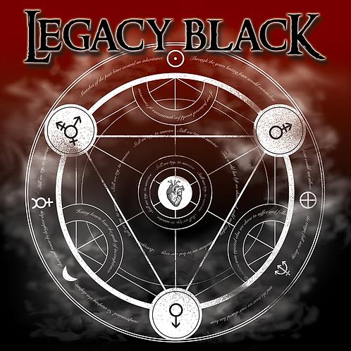 Legacy Black - Legacy Black (CD Edition)