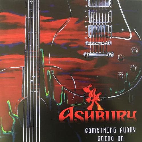 Ashbury - Something Funny Going On (2016 Reissue) (CD)