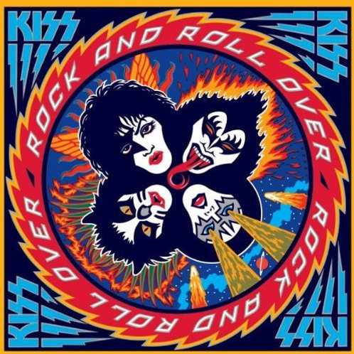 Kiss - Rock And Roll Over (2014 Reissue) (Vinyl)