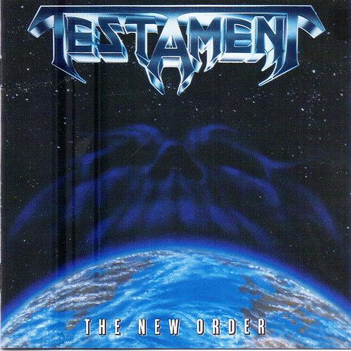 Testament - The New Order (Reissue) (CD)