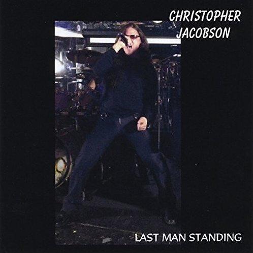 Christopher Jacobson - Last Man Standing (CD)