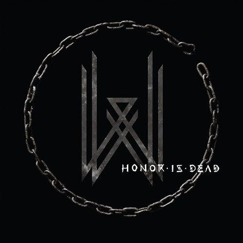 Wovenwar - Honor Is Dead (Black Vinyl Edition)