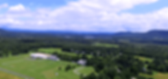 Drones-eye view of TIARA EQUEST and Taconic & Hoosic Mountain Ranges